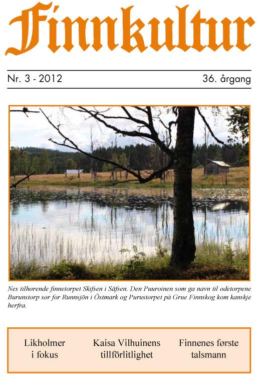 Finnkultur-2012-3-forside