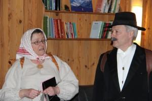 Inga-Greta Lindbom og Christer Nilsson