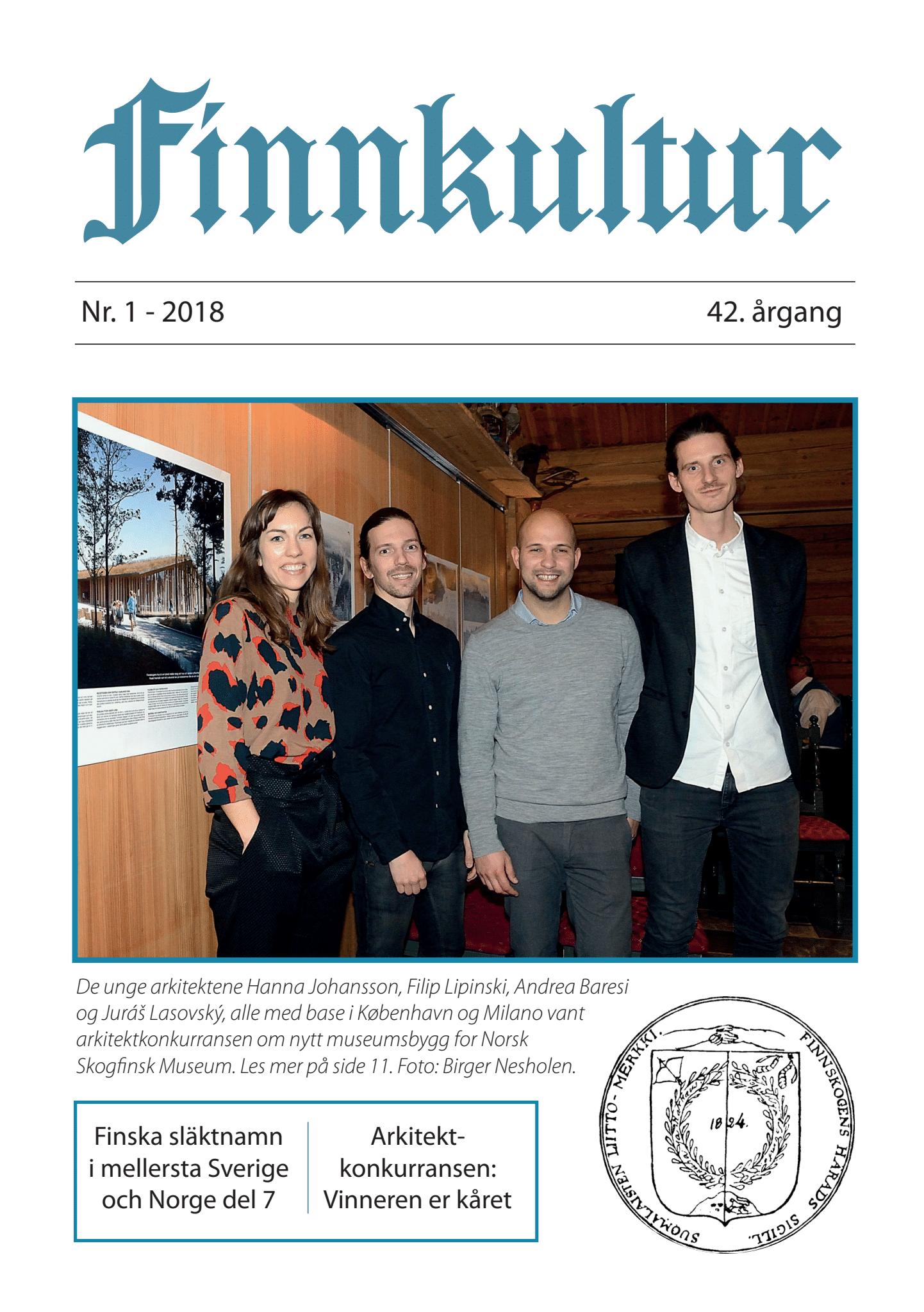 2018 Finnkultur nr 1